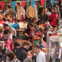 Image from 2013 Edinburgh Mini Maker Faire