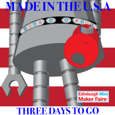 Edinburgh Mini Maker Faire album cover