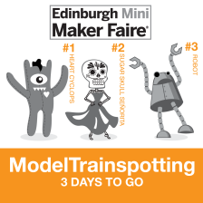 Edinburgh Mini Maker Faire film poster
